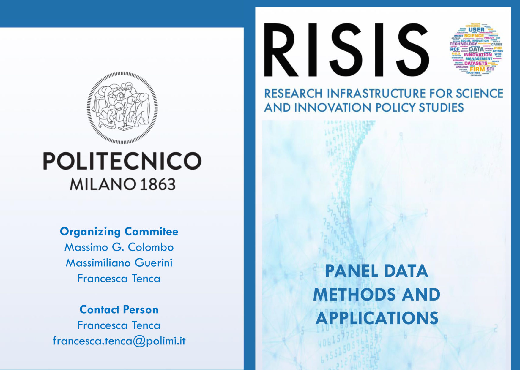 RISIS Online Training on Panel Data Methods and Applications
